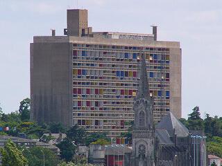 Le Corbusier à Nantes