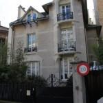 Hôtel Deron Levent. 1905-1907 (ici placé en 1906)