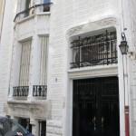 Petit Hôtel standardisé. 1921-1922