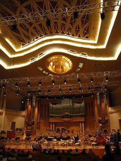 パレ・デ・ボ・ザール コンサートホール