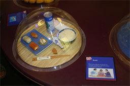 La Villetteで紹介されている日本食「キテレツ寿司」